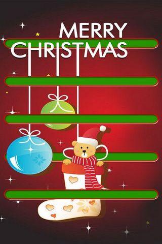 Kệ Giáng sinh 2