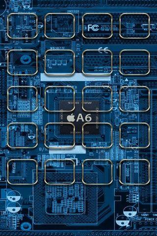 A6芯片框架