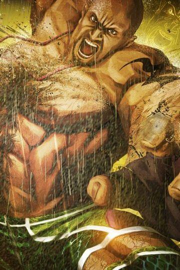 C.marduk In Tekken