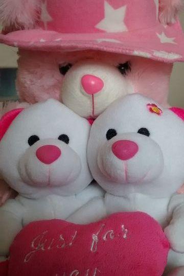 Teddy With Daddy (CN)