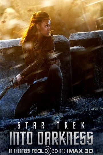 Star Trek Into Darkness Poster 1
