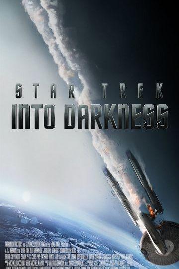 Star Trek vào bóng tối Poster 4
