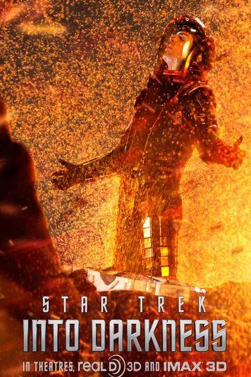 Star Trek เข้าสู่ความมืด 2013