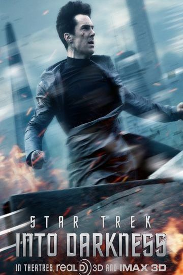 Star Trek Into Darkness Poster 2