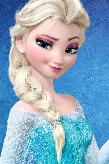 Elsa แช่แข็ง