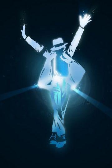 Michael Jackson Tanzillustration