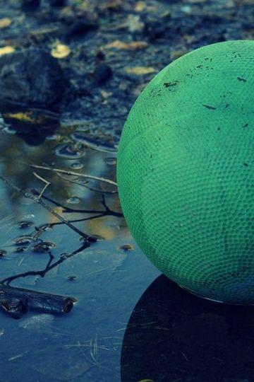 ग्रीन गोल्फ बॉल