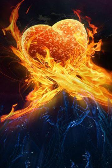 प्यार आग है