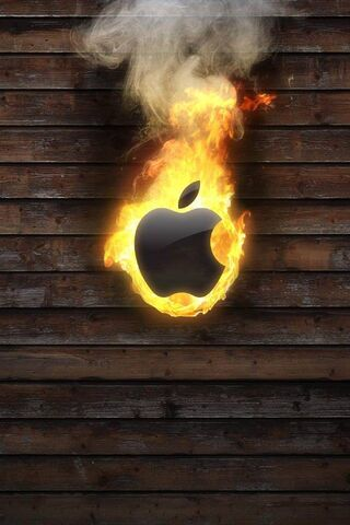 Membakar Apple