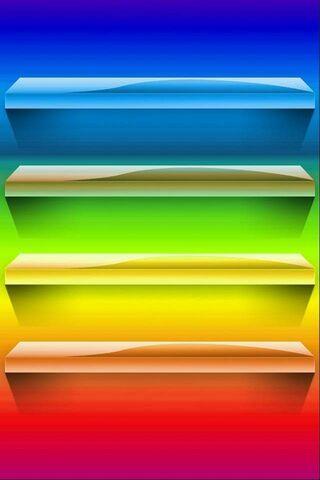 Gradient Rainbow
