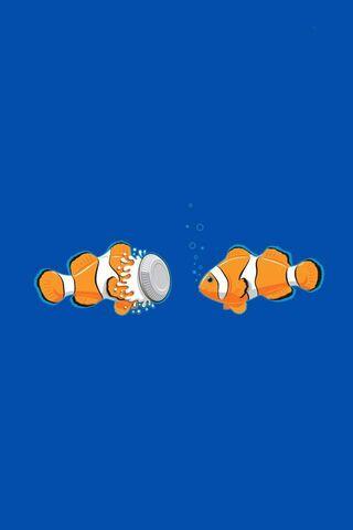 ক্লাউন মাছ