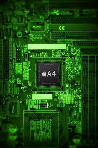Apple A4 Microchip