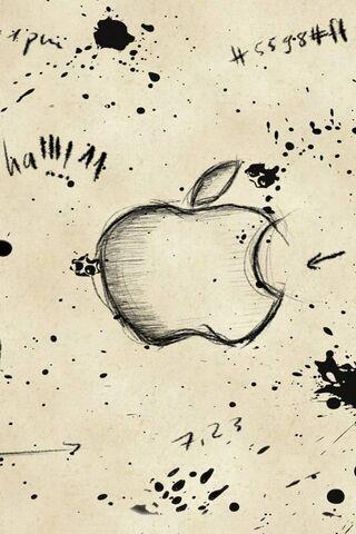Apple Sketch