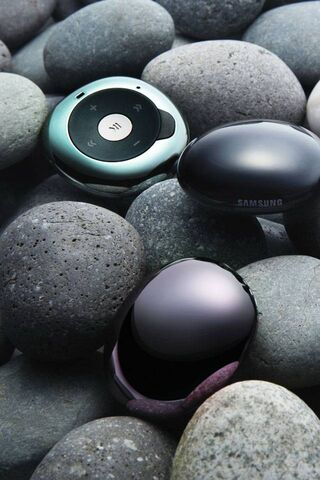 Stones and Samsung
