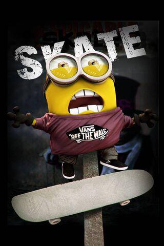 Skate Minion