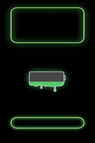 Battery Lock Screen