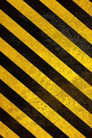 Чорна жовта смуга