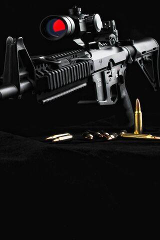 Пістолет Ar15