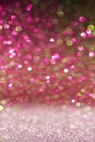 Hd Pink Glitter
