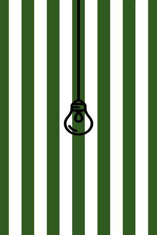 Ampoule suspendue