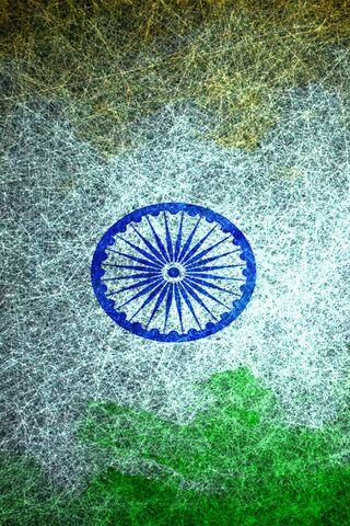 علم الهند 2019