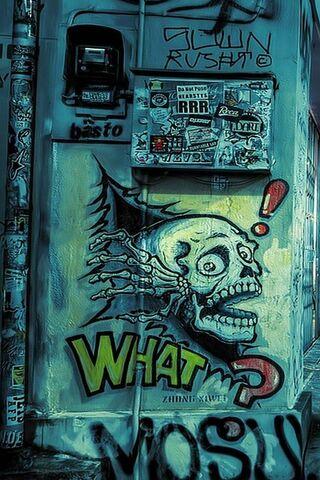 Graffiti đường phố