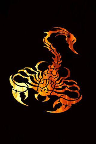 Вогняний Скорпіон