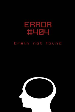 Brain Not Found