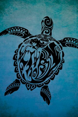 Tribal Honu