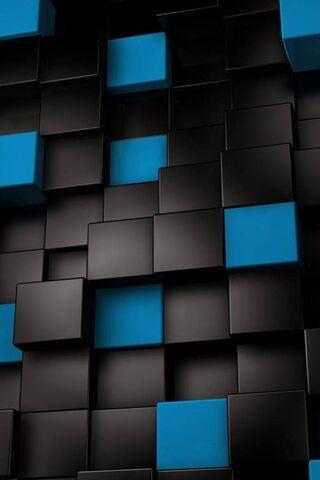 Blue-Cubes