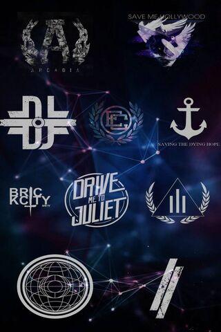 Logo Brand Band