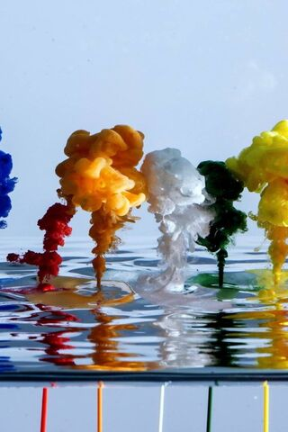 Colour In Water