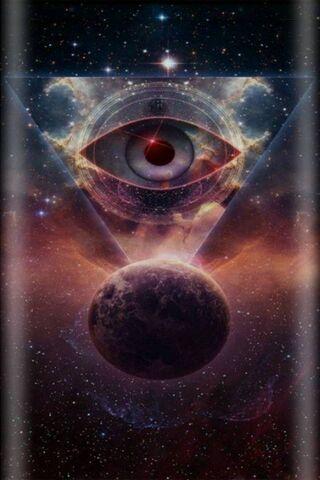 ईश्वर की आंख