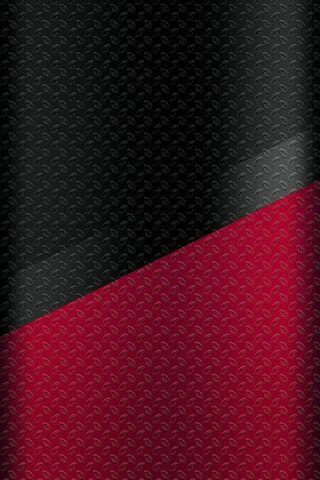 काले और लाल धातु