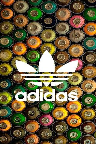 Adidas-Graffiti