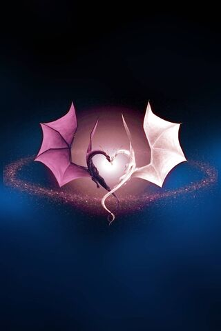 Coeur dragon
