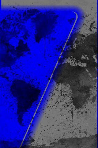 S7edge Blue-Grey