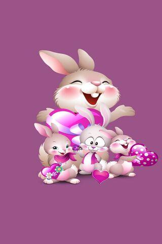 Rabbit Family 1