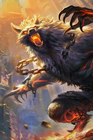 Wolf-Smite