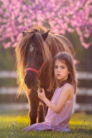 Pony Little saya
