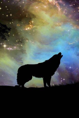 Fantasy Wolf