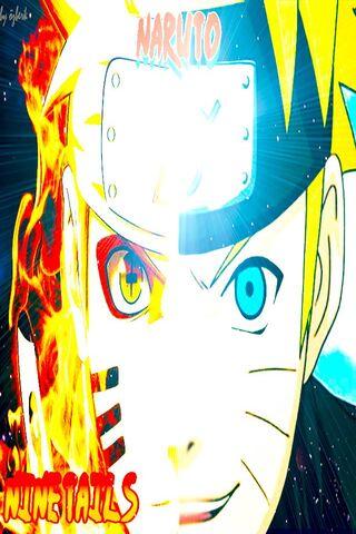 Naruto neuf queues hd