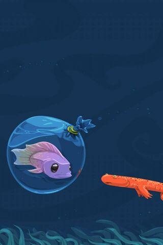 Sac de poisson
