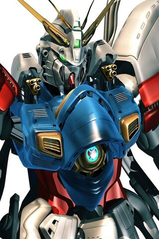 Queimando Gundam