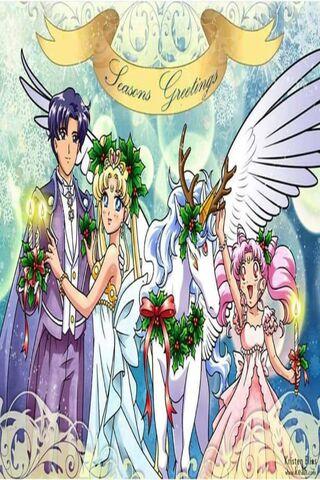 Holiday Sailor Moon