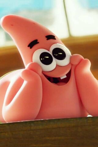 Patrick In Spongebob