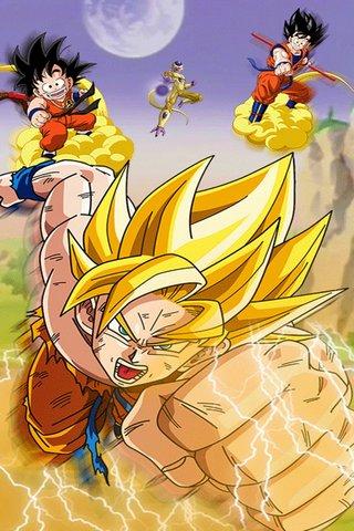 Dragon Ball Goku 123