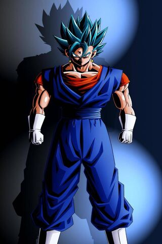 Vegito Wallpaper Download To Your Mobile From Phoneky