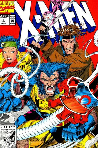 Wolverine - Omega