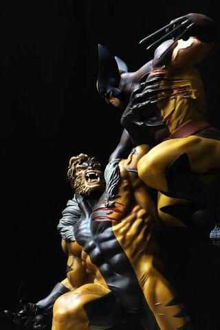 Wolverine Sabretooth